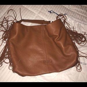 Rebecca minkoff leather bag!🌼